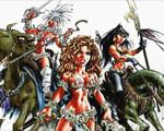 Les Guerrières de Troy T2